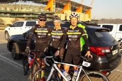 Bestmed Jock Anton, Santie and Lousanne