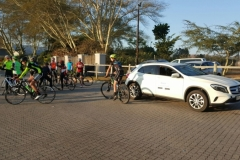 TBC jock training ride 2
